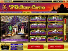 Play At 7 Sultans Online Casino